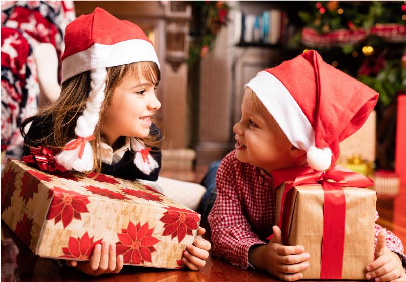 Regalo di Natale: cosa scegliere per i tuoi bimbi?