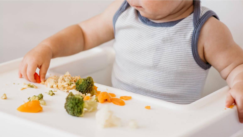 Svezzamento bambini: quando e come?