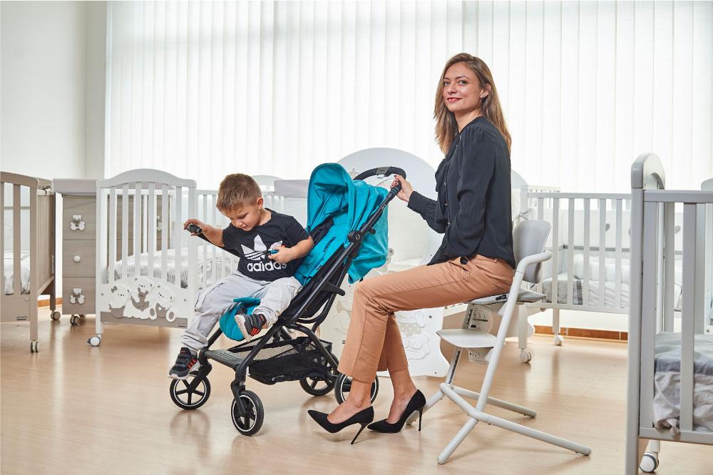 Passeggini ultraleggeri: comfort e praticità